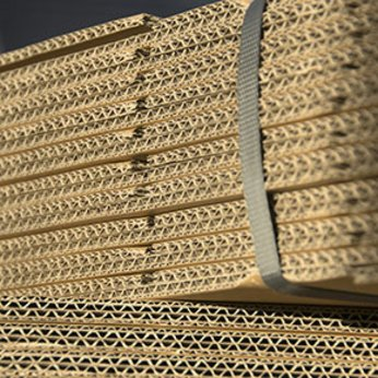 System solutions for corrugated cardboard industry
