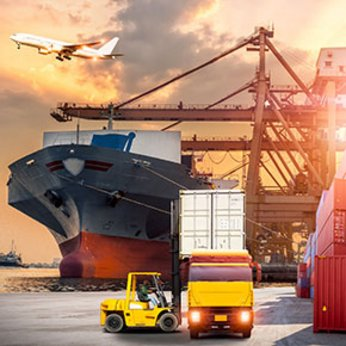 System solutions for logistics sector